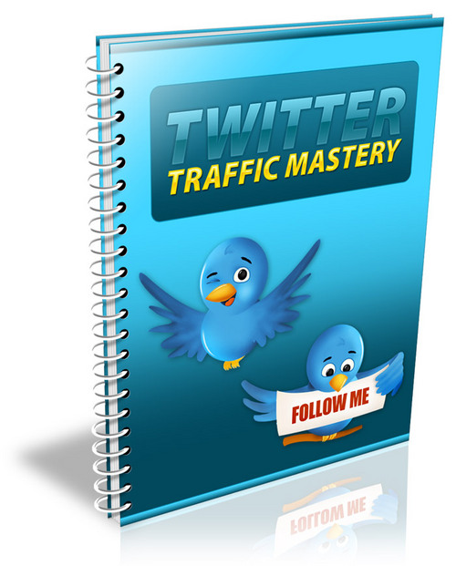 Product picture Twitter Traffic Mastery (PLR)